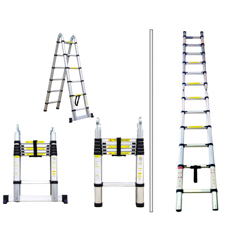 echelle-telescopique-3-8-m-avec-sac-de-transport
