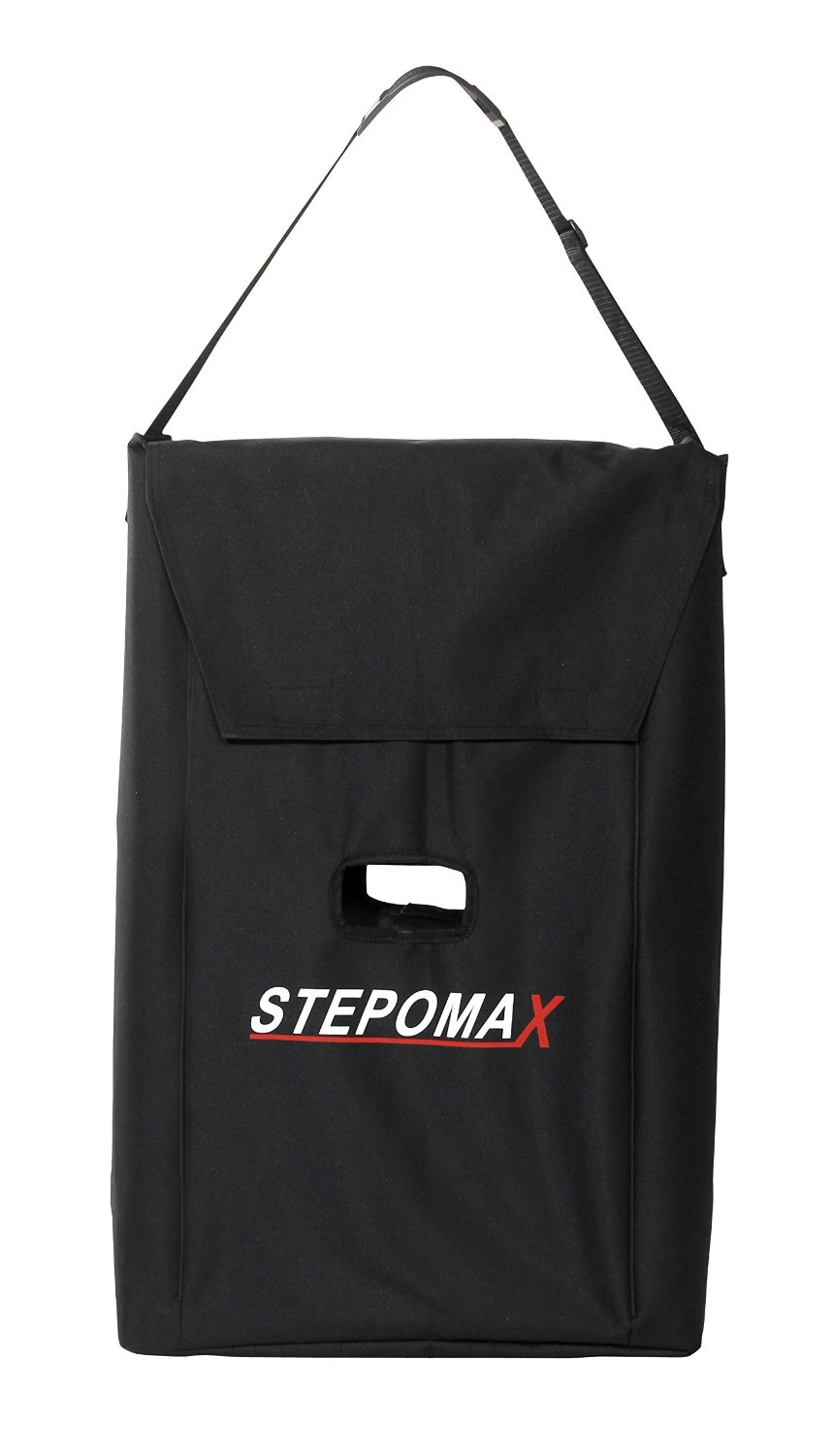 echelle-telescopique-3m80 -stepomax-sac